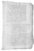 Condiciones de Juan Gómez de Mora sobre cómo debe construirse Santa María Magdalena