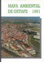 Mapa ambiental de Getafe 1991