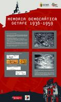 Memoria democrática Getafe 1936-1959. Panel 1