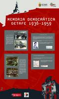 Memoria democrática Getafe 1936-1959. Panel 2