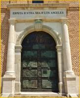 Puerta Santa de la Ermita de Ntra. Sra. de los Ángeles