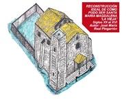 Reconstrucción iglesia La Magdalena XII-XVI