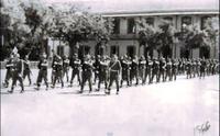Desfile del Regimiento de Artillería Ligera nº 1