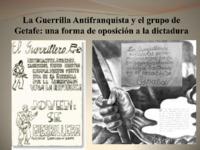 La resistencia en los año 40. Otras víctimas de la misma derrota