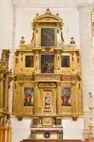 Retablo del Santo Nombre de Jesús (Santo Niño Jesús) de la iglesia de Santa  María Magdalena