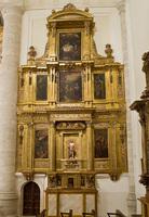 Retablo de Nuestra Señora de la Paz (Virgen de la Paz) de la iglesia de Santa  María Magdalena