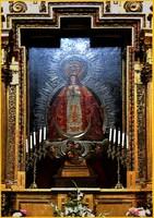 Retablo de Nuestra Señora de los Ángeles de la iglesia de Santa María Magdalena