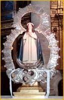 Talla de Nuestra Señora de los Ángeles