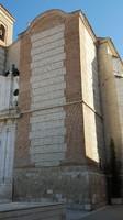 Torre nueva de la catedral de Santa María Magdalena