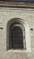 Ventana del crucero de Santa María Magdalena