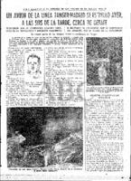 Accidente aéreo de la Marañosa. ABC