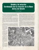 Getafe y la aviación. Centenario de la creación de la Base Aérea de Getafe